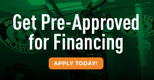Get pre-approved for financing